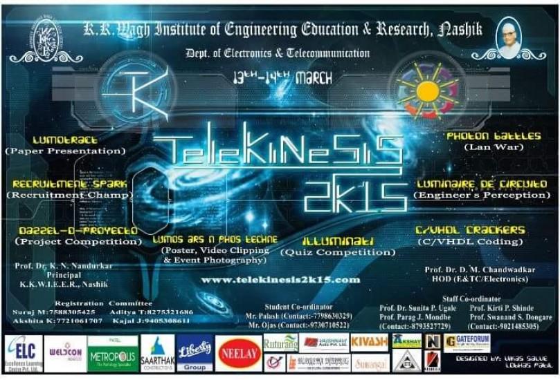 Telekinesis 2015-2