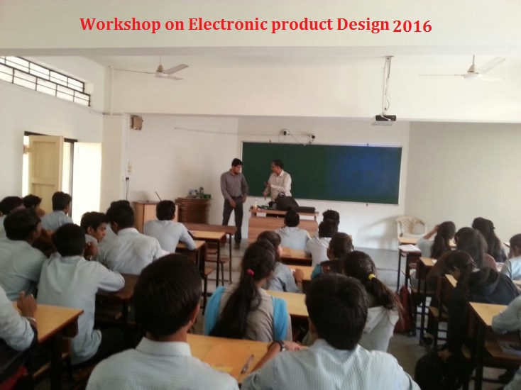 Electeronics product Design 2016 Workshop