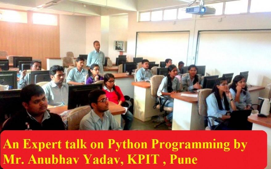1_Jan16 An Expert talk on Python Programming