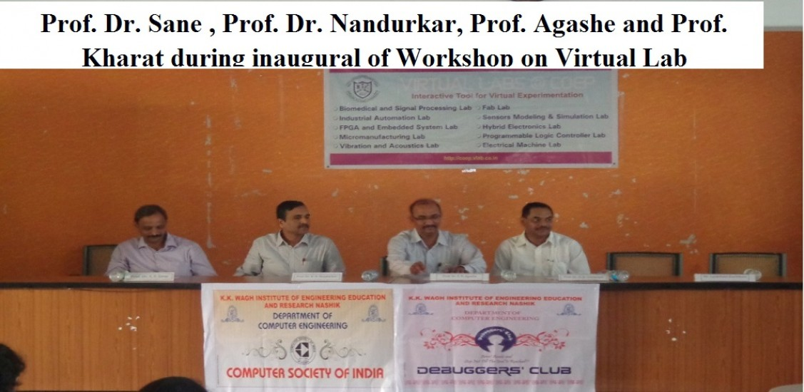 1_Oct15  inaugural of Workshop on Virtual Lab