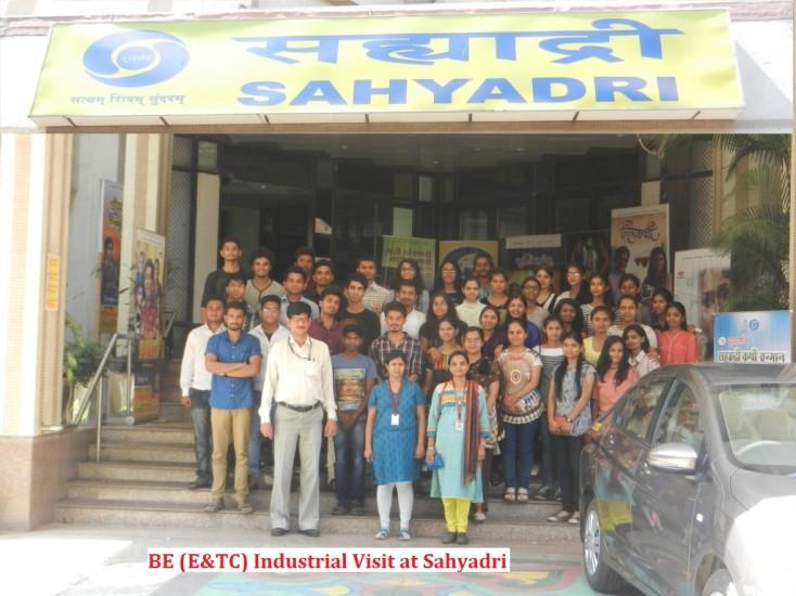 2016 Sahyadari Visit