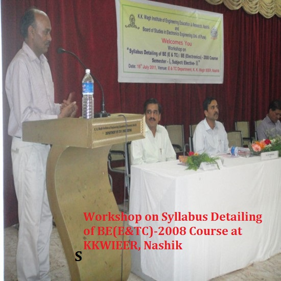 Syllabus Detailing 2008 course