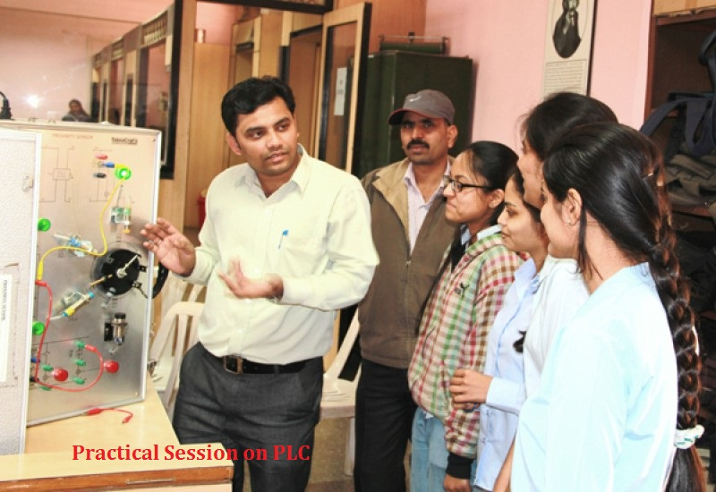 Practicals Session on PLC
