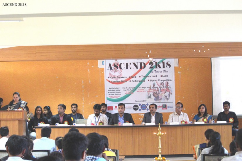 ASCEND 2K18 Inauguration function