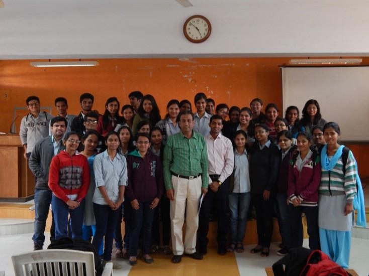 A Motivational Workshop for SE students by Mr.Subodh Deshmukh