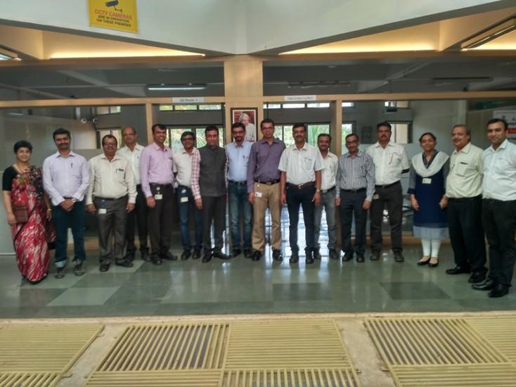 BOSCH Campus Hiring team to K K Wagh