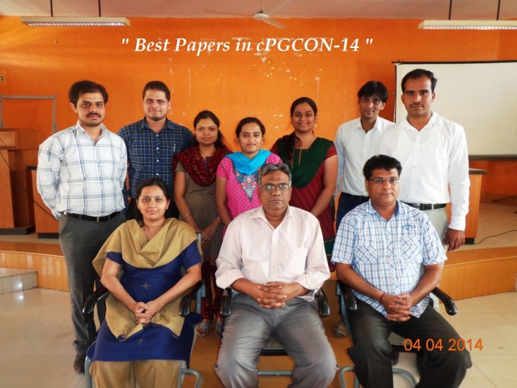 Best Papers in cPGCON-14