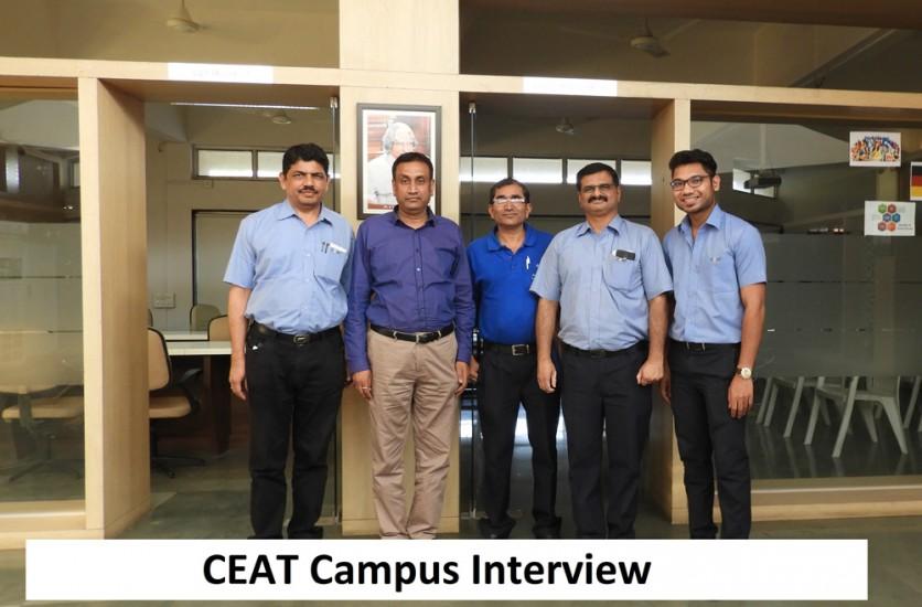 CEAT Campus Interview