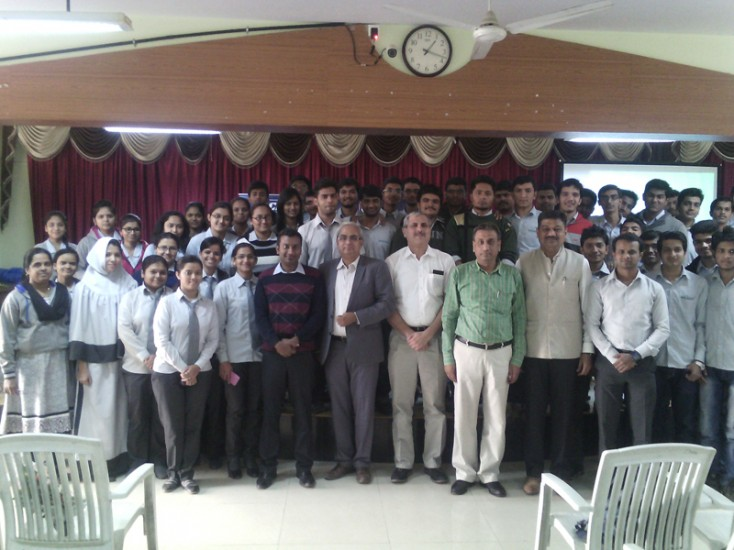 CEO Connect at K K Wagh