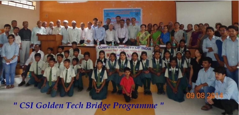 CSI Golden Tech Bridge Programme