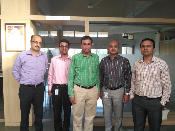 Campus Hiring Team by Emerson in K K Wagh