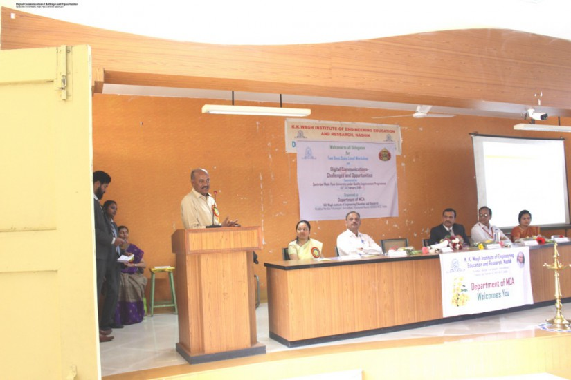 DC Workshop Inauguration function