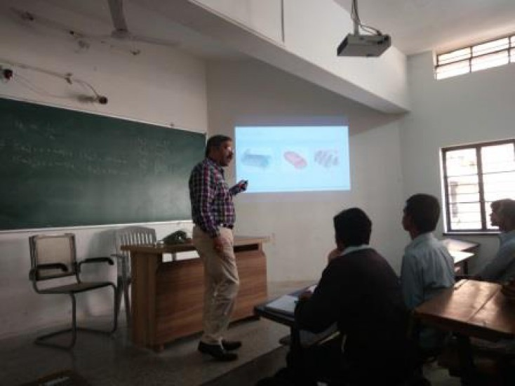 Guest Lecture by Prof. Dr. S. Murthy Shekhar