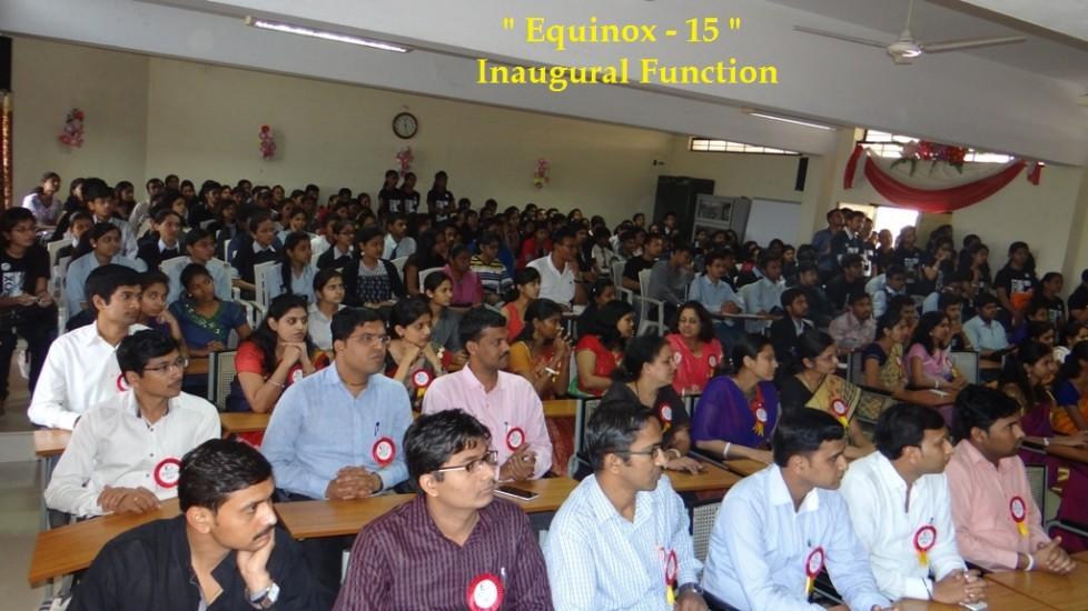 Equinox - 15 Inaugural Function
