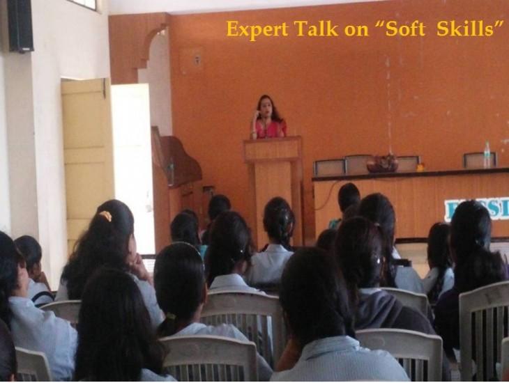 """Expert talk on """"Soft  Skills"""" -July 2015"""