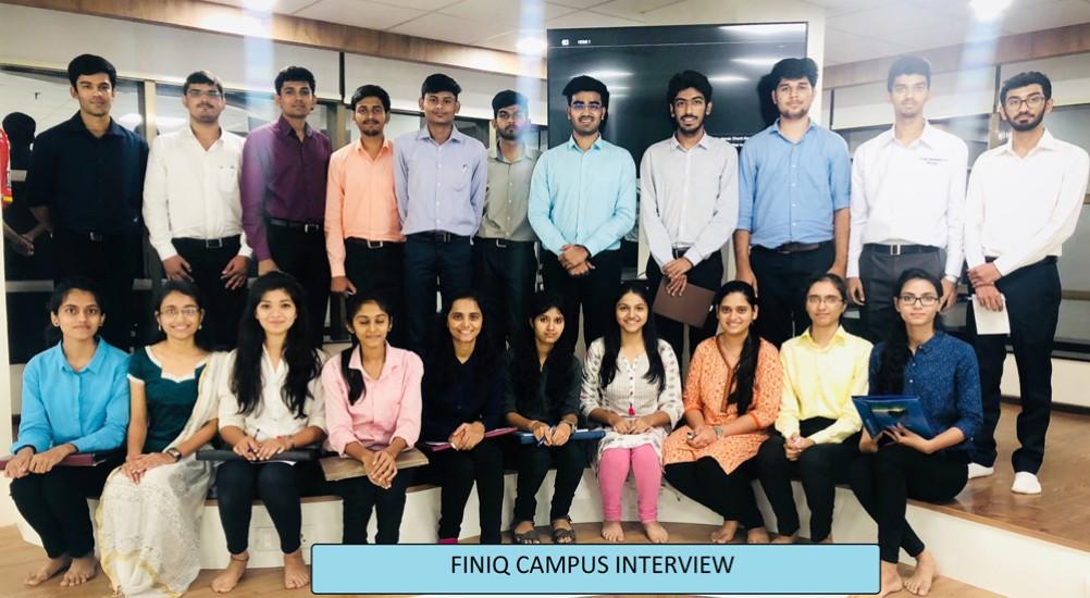 FIN IQ Campus Interview
