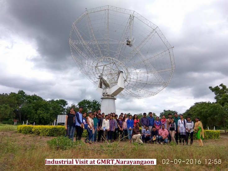GMRT visit 2