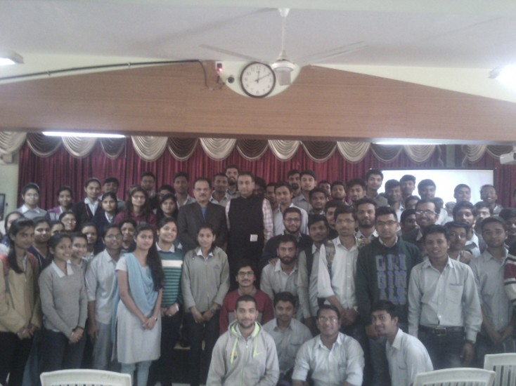 HR Connect by Videocon- An intercation with Final Year Students