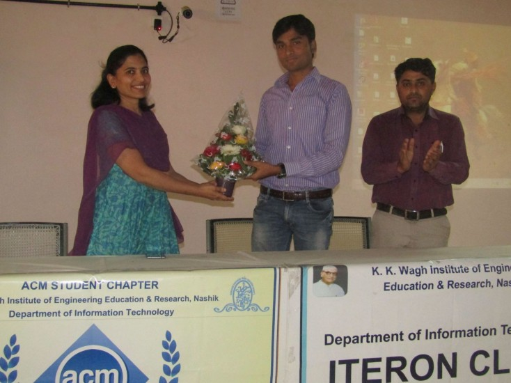 Mr. Satish Chaudhari Felicitation
