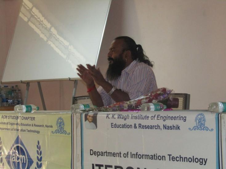 Dr. Aniruddha Dharmadhikari