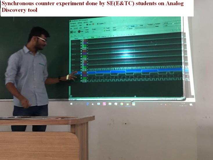 Experiment by SE student 2