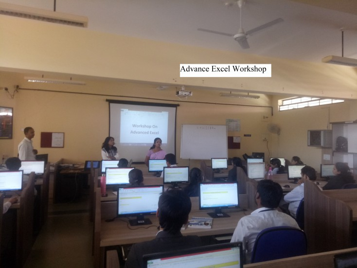 Workshop on Advance Excel
