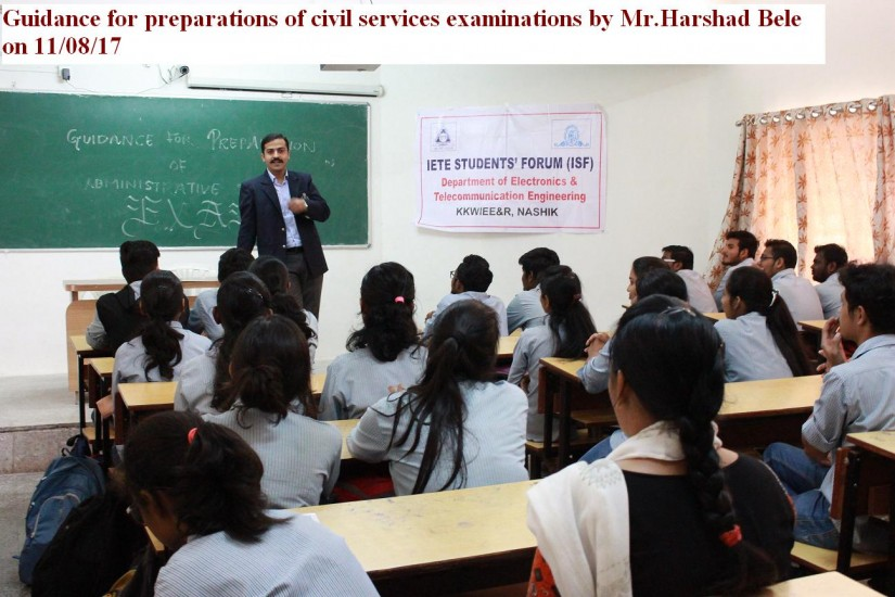 Guidance for preparation of civil services examination