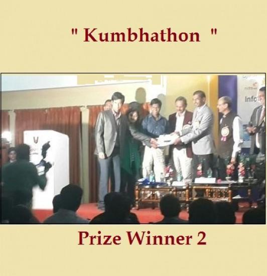 Kumbhathon Prize Winner 2