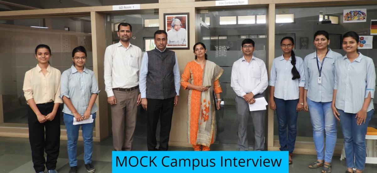 MOCK Campus Interview