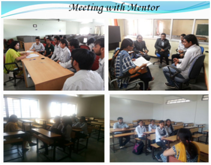 Meeting with mentor 2016-2017