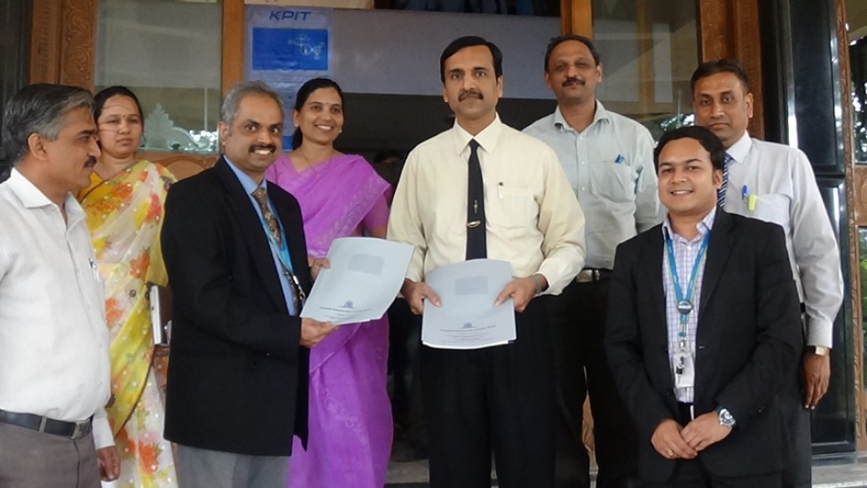 MoU Signing with KPIT