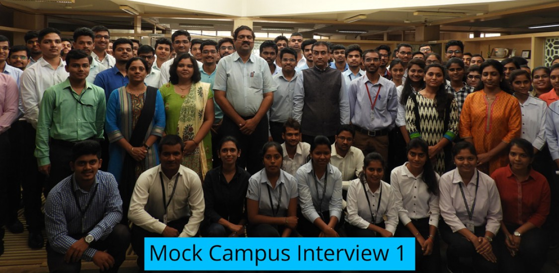 Mock Campus Interview 1