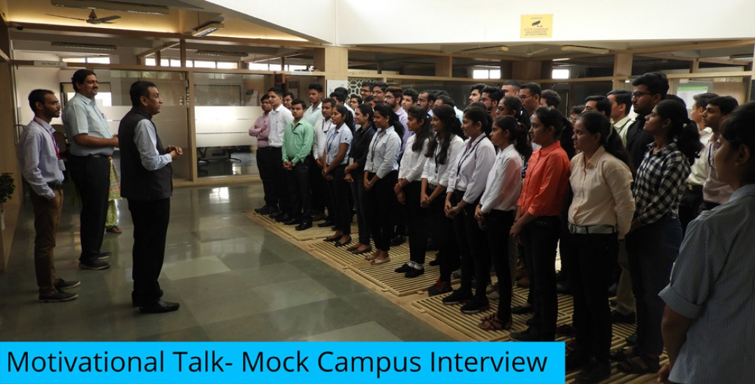 Motivational Talk- Mock Campus Interview