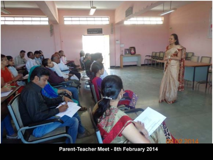 Parent-Teacher Meet - Feb 2014