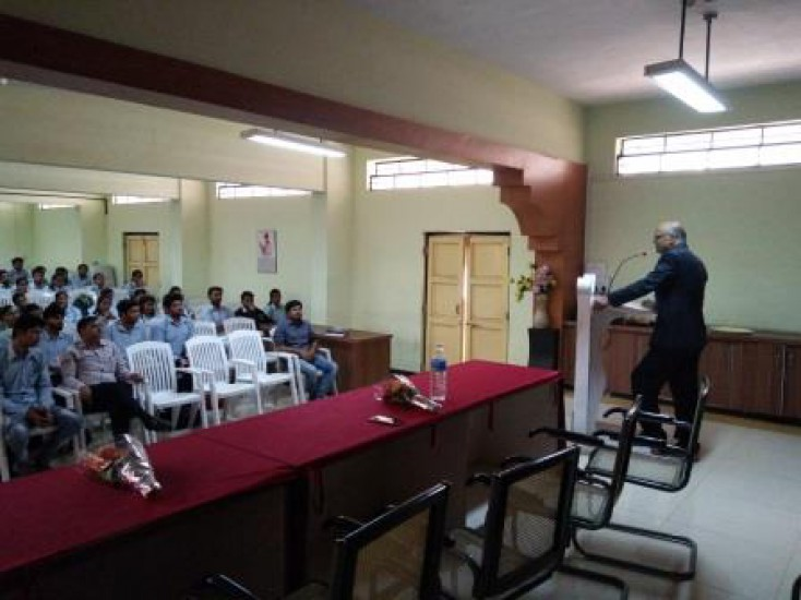 Guest Lecture by Prof. Dr. B. N. Thorat