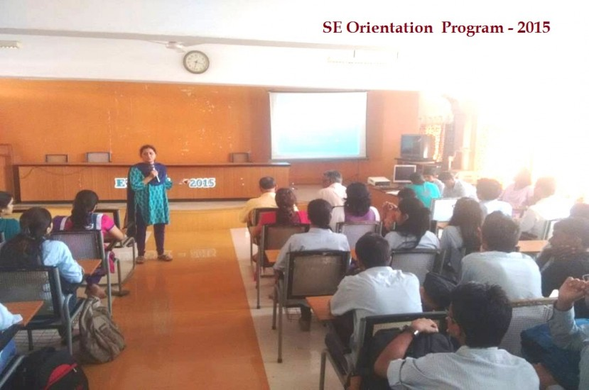 SE Orientation  Porgram 2015