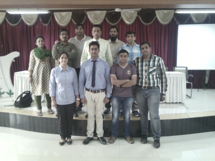 Selected students in Nvidia
