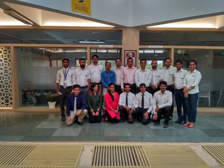 Students Selected in Faurecia