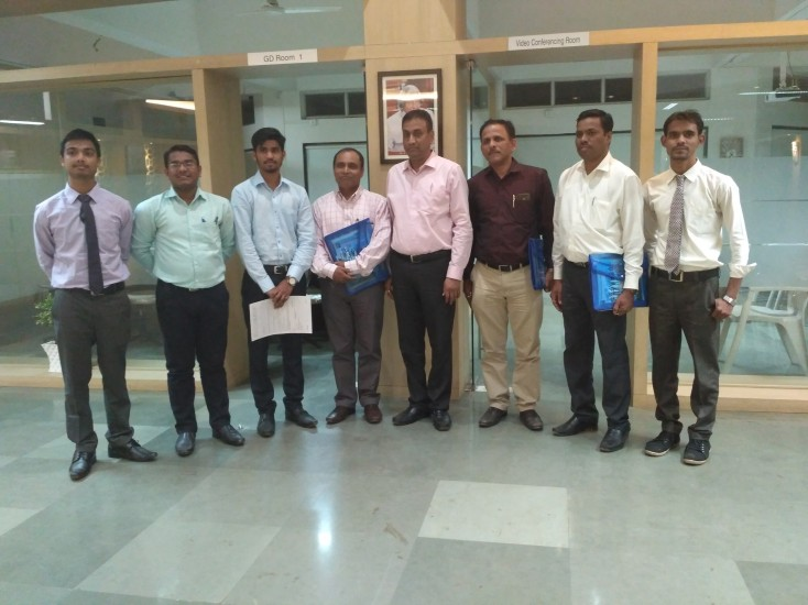 Students Selected in Hind Rectifiers