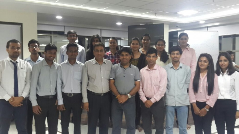 Students Selected in FIN IQ