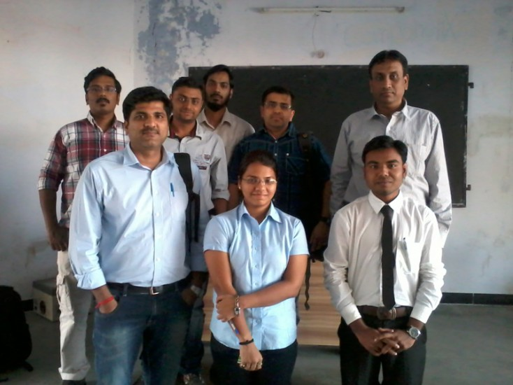 Students Selected in Nvidia with a Package of 7.5 lacs per year
