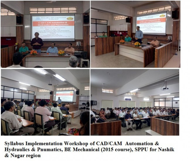 Syllabus Implementation Workshop for CCA &HAP 2015