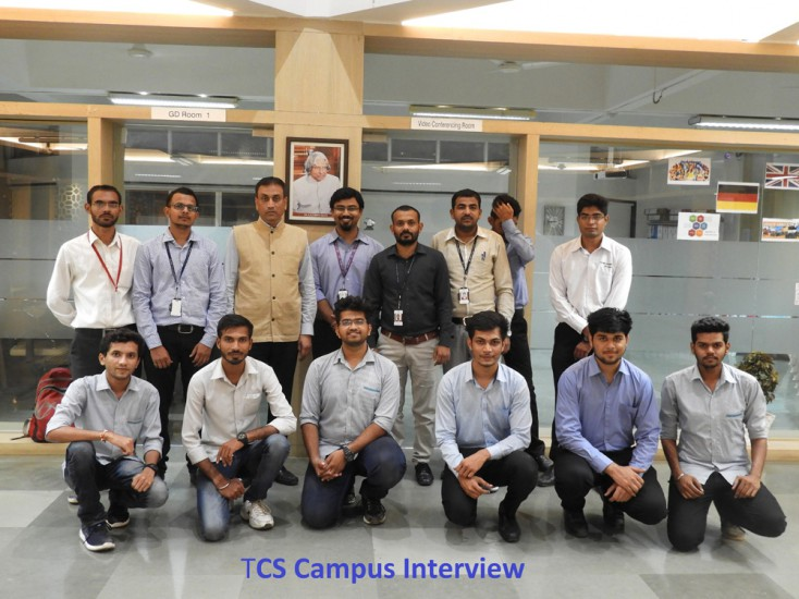 TCS Campus Interview