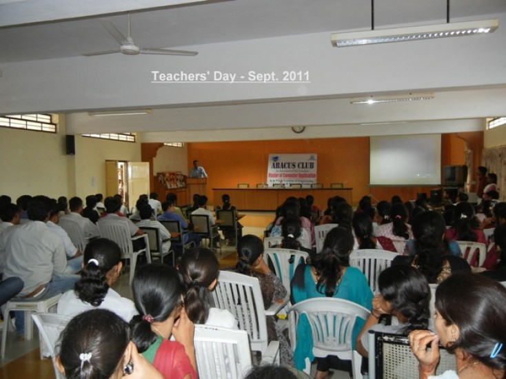 Teachers' Day - Sept. 2011