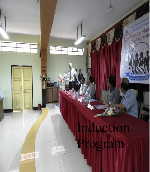 Induction Program 2018