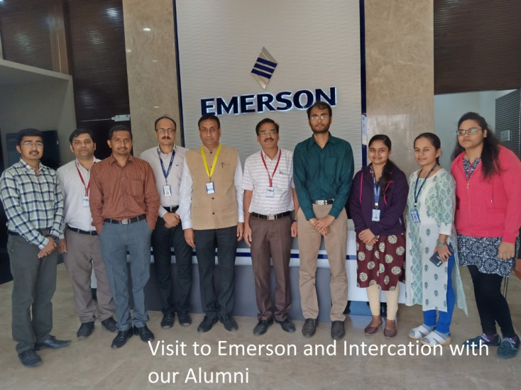 Visit to Emerson