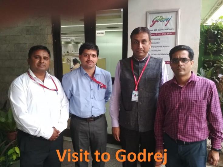 Visit to Godrej