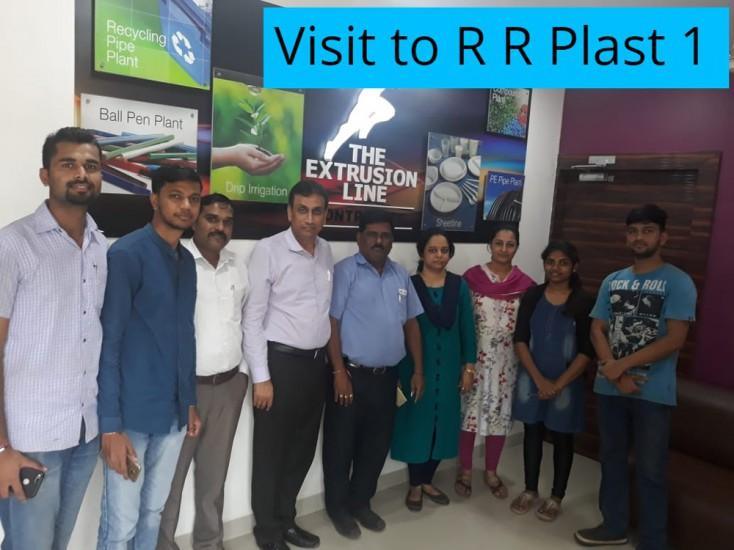 Visit to R R Plast 1