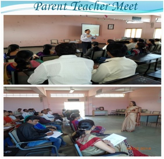 Parent Teacher Meet